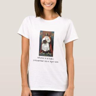 Alfonso x el Sabio T-Shirt