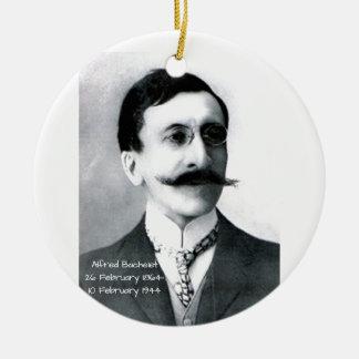Alfred Bachelet Ceramic Ornament