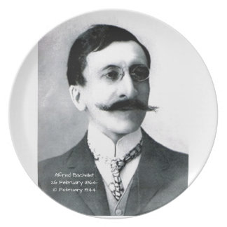Alfred Bachelet Plate