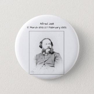 Alfred Jaell 2 Inch Round Button