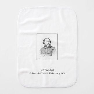 Alfred Jaell Burp Cloth