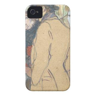 Alfred La Guigne 1894 Case-Mate iPhone 4 Cases