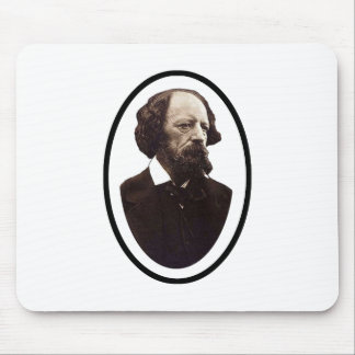Alfred Lord Tennyson The MUSEUM Zazzle Gifts Mousepads