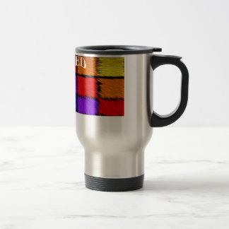 ALFRED (male names) Travel Mug