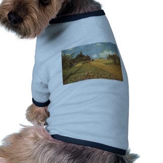 Alfred Sisley Kornfeld 1873 - Cornfield Oil Doggie T Shirt