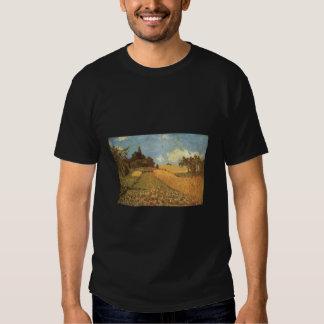 Alfred Sisley Kornfeld 1873 - Cornfield Oil T Shirts