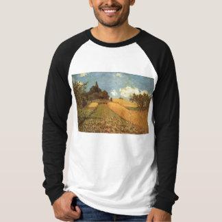 Alfred Sisley Kornfeld 1873 - Cornfield Oil Tshirts