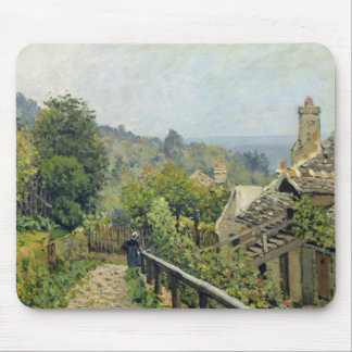 Alfred Sisley | Louveciennes, The Heights at Marly Mouse Pad