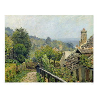 Alfred Sisley | Louveciennes, The Heights at Marly Postcard