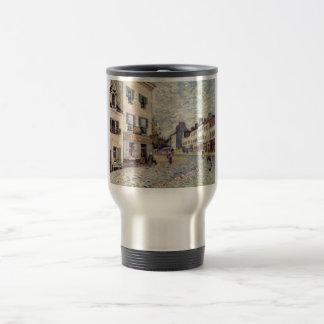 Alfred Sisley Straße in Marly 1976 Oil Mug