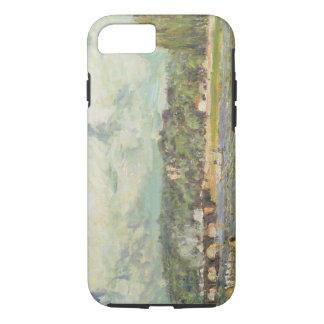 Alfred Sisley | The Bridge at Sevres iPhone 7 Case