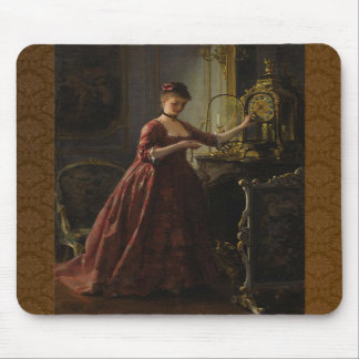 Alfred Stevens Mouse Pad