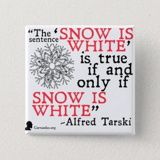Alfred Tarski Truth Button