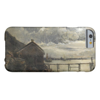 Alfred Wahlberg - Moonlight, Fjallbacka Barely There iPhone 6 Case