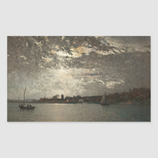 Alfred Wahlberg - Moonlight Mood, The Stockholm Sticker