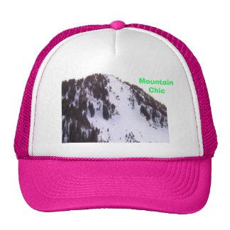 alfs_med, Mountain Chic Trucker Hat