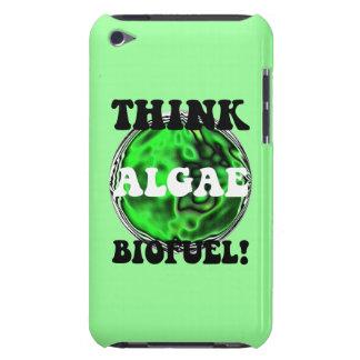 algae biofuel iPod Case-Mate cases