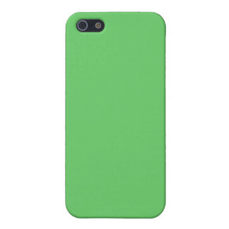 Algae Green iPhone 5/5S Cover