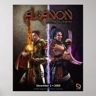 Alganon Legend Male Poster