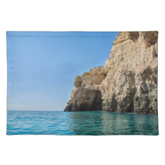 Algarve coast placemat