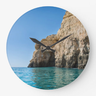 Algarve Coast wall clock