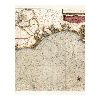Algarve Portugal 1690 Letterhead
