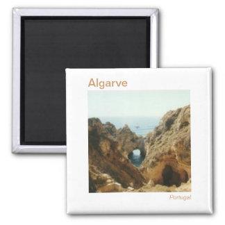 Algarve Square Magnet