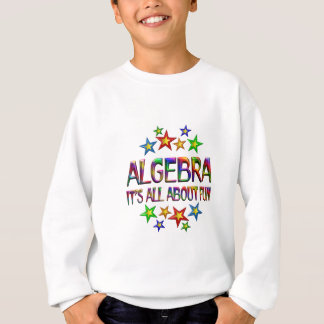 Algebra About Fun Sweatshirt