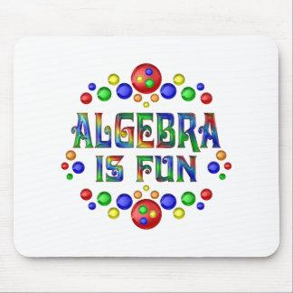 Algebra is Fun Mouse Pad