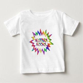 Algebra Rocks Baby T-Shirt