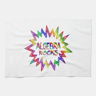 Algebra Rocks Kitchen Towel