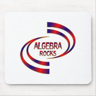 Algebra Rocks Mouse Pad