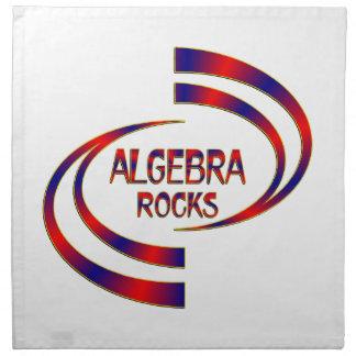 Algebra Rocks Napkin