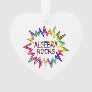 Algebra Rocks Ornament