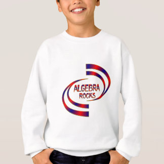 Algebra Rocks Sweatshirt