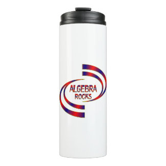 Algebra Rocks Thermal Tumbler