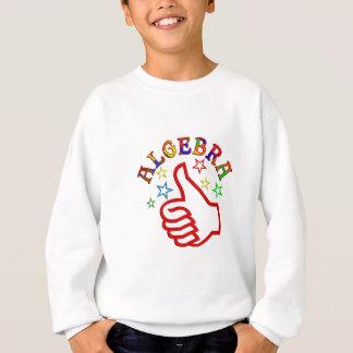 Algebra Thumbs Up Sweatshirt