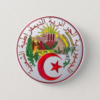Algeria 2 Inch Round Button