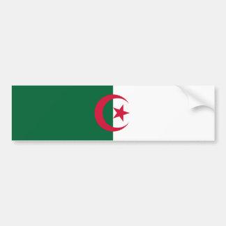 Algeria/Algerian Flag Bumper Sticker
