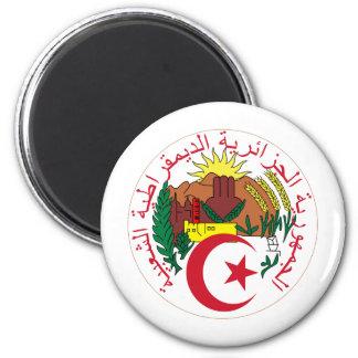 Algeria Coat of arm  DZ Magnet