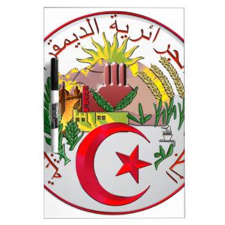 Algeria Dry Erase Board