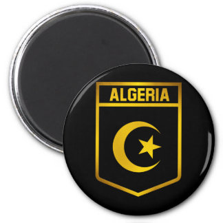 Algeria Emblem Magnet