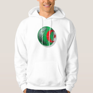 Algeria flag Algerian soccer ball gifts Hoodie