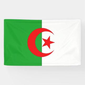 Algeria Flag Banner