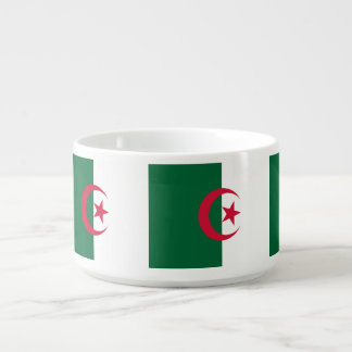 Algeria Flag Bowl