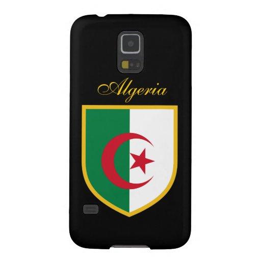 Algeria Flag Case For Galaxy S5