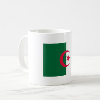 Algeria Flag Coffee Mug