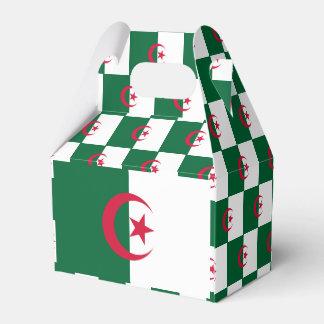 Algeria Flag Favor Box