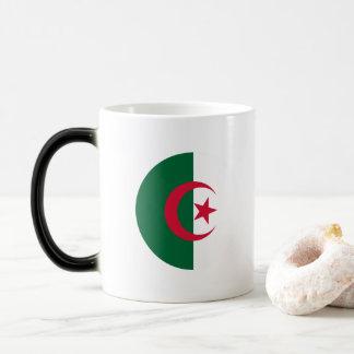 Algeria Flag Magic Mug