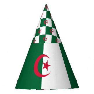 Algeria Flag Party Hat
